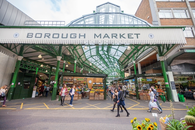 Borough Market | 50 Free Things to do in London