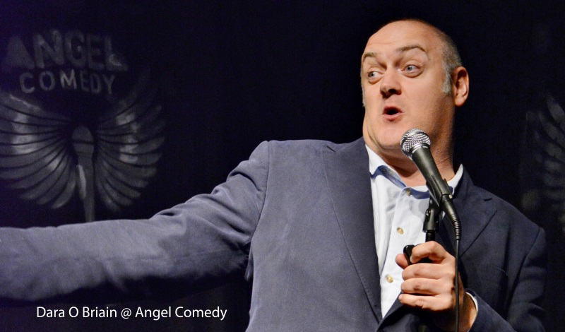 Dara O Briain at the Angel Comedy Club | 50 Free Things to Do in London