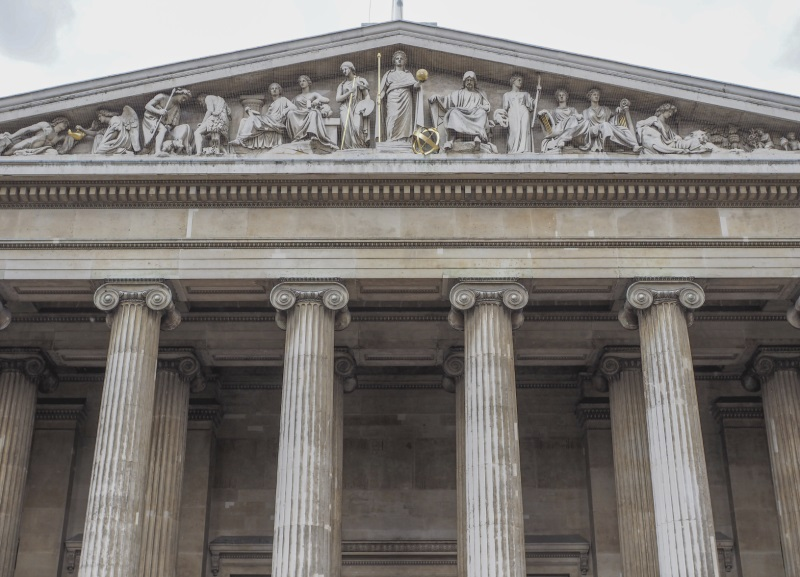 British Museum | 50 Free Things to do in London