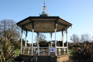 Croydon Road Recreation Ground Bandstand
