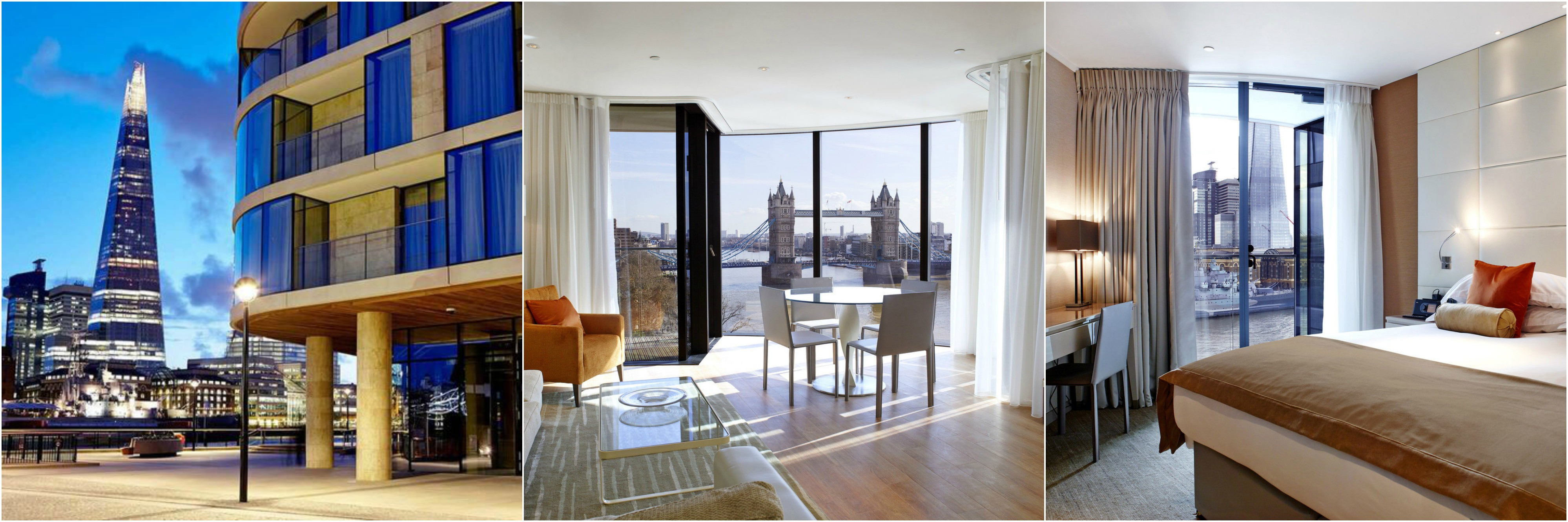 Cheval Three Quays Apartments - London