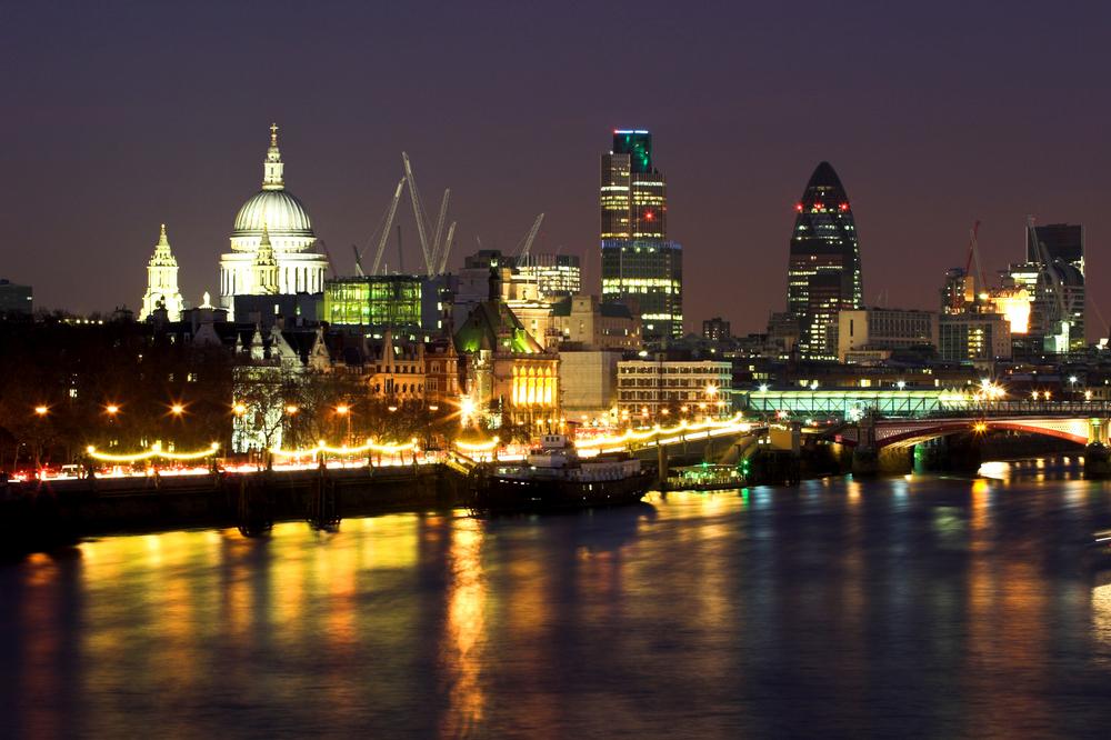 Walking routes in London