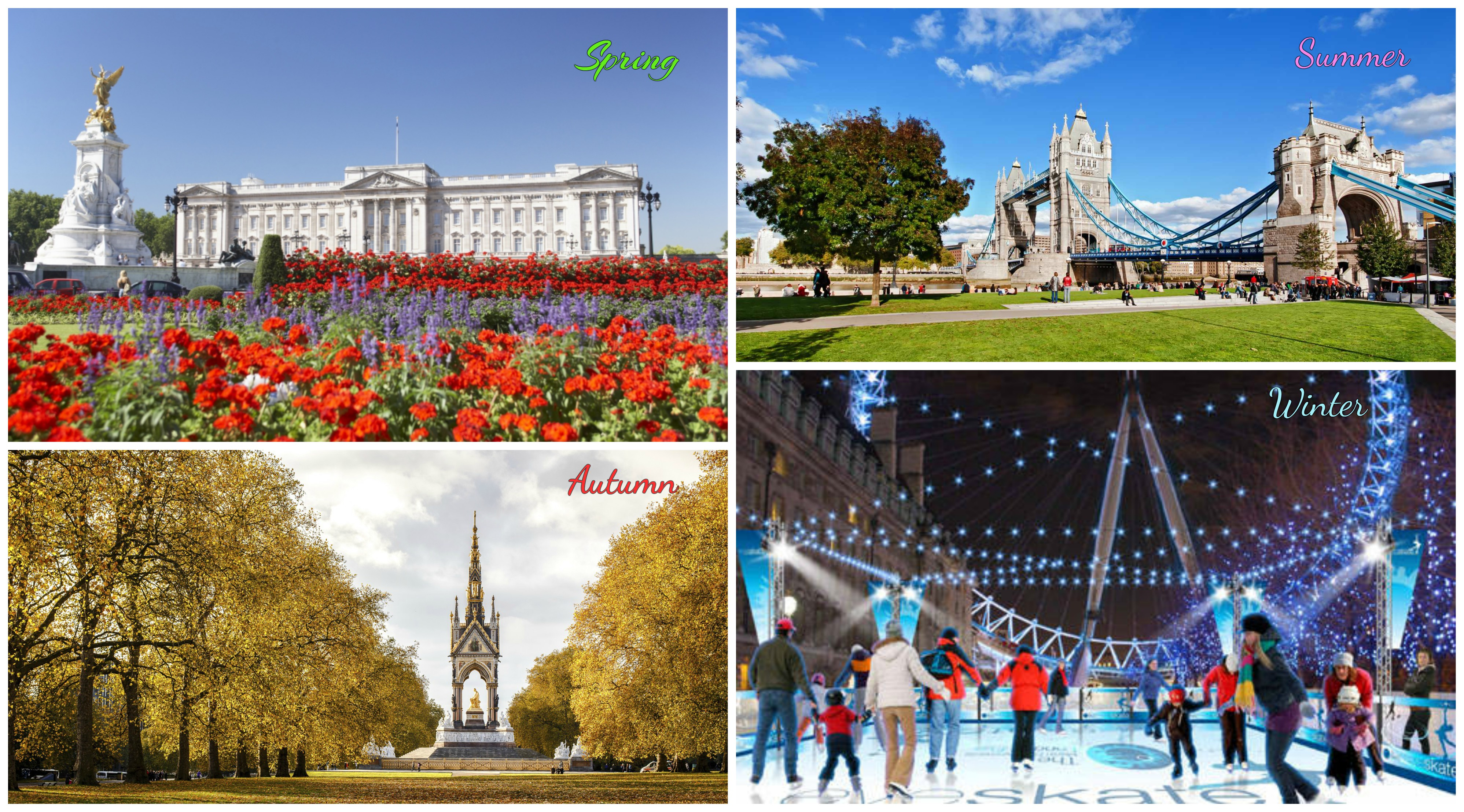 What is the best time of the year to visit London