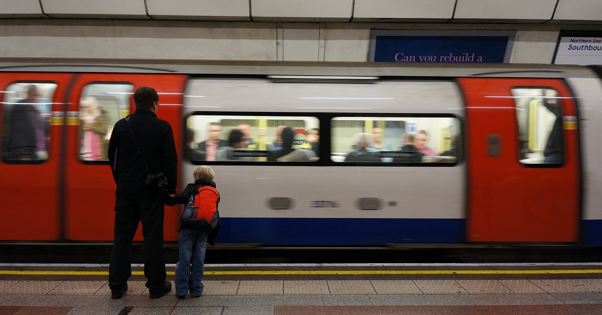 How does the London Underground work?