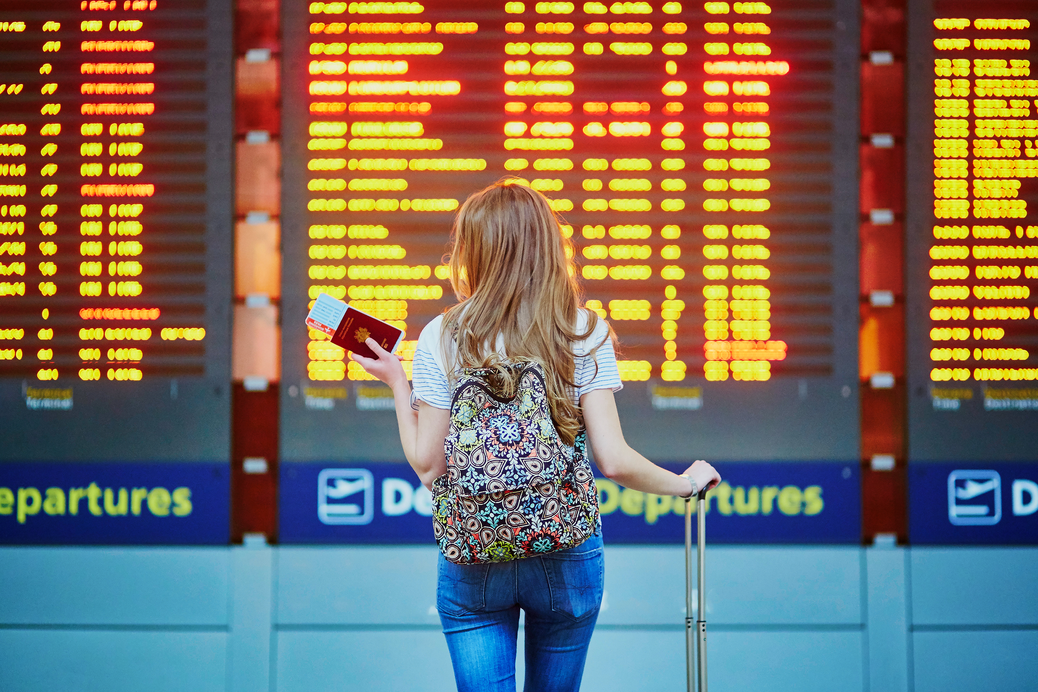 London Life Hacks for the Airport