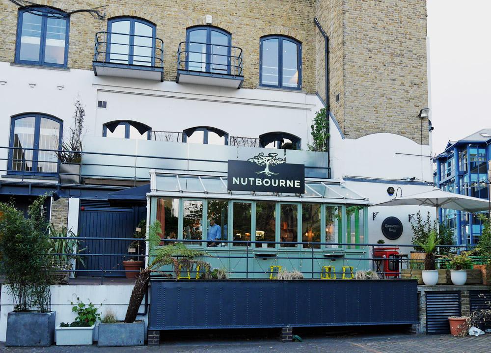 Nutbourne restaurant outside
