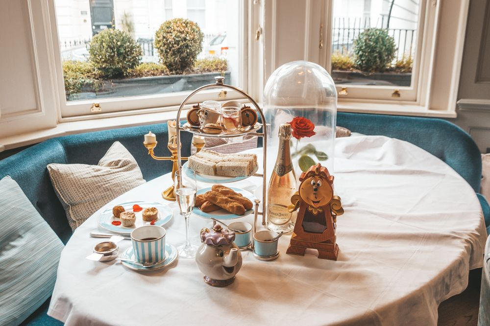 Kensington Townhouse Beauty and the Beast Tea