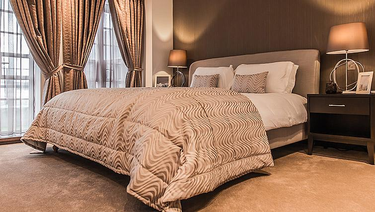 Marylebone Area Guide - Bedroom