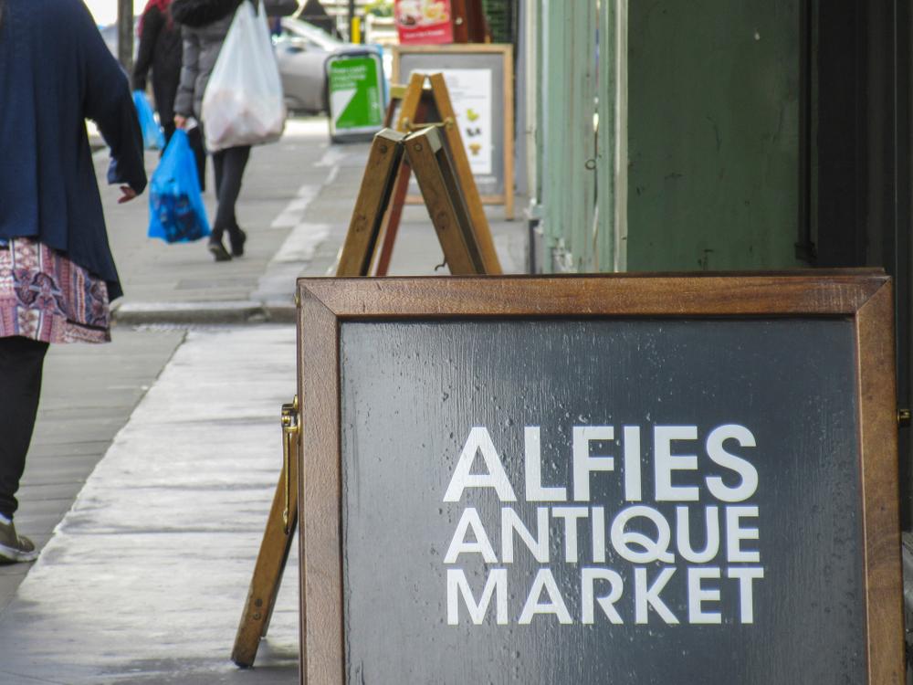 Marylebone Area Guide - market