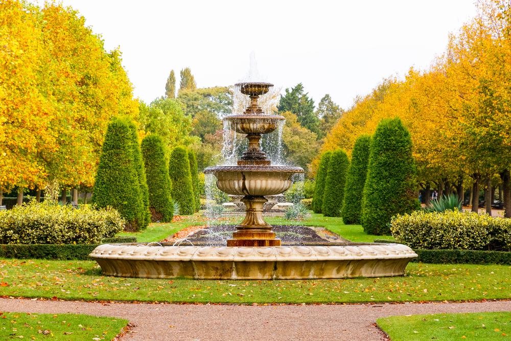 Marylebone Area Guide - fountain