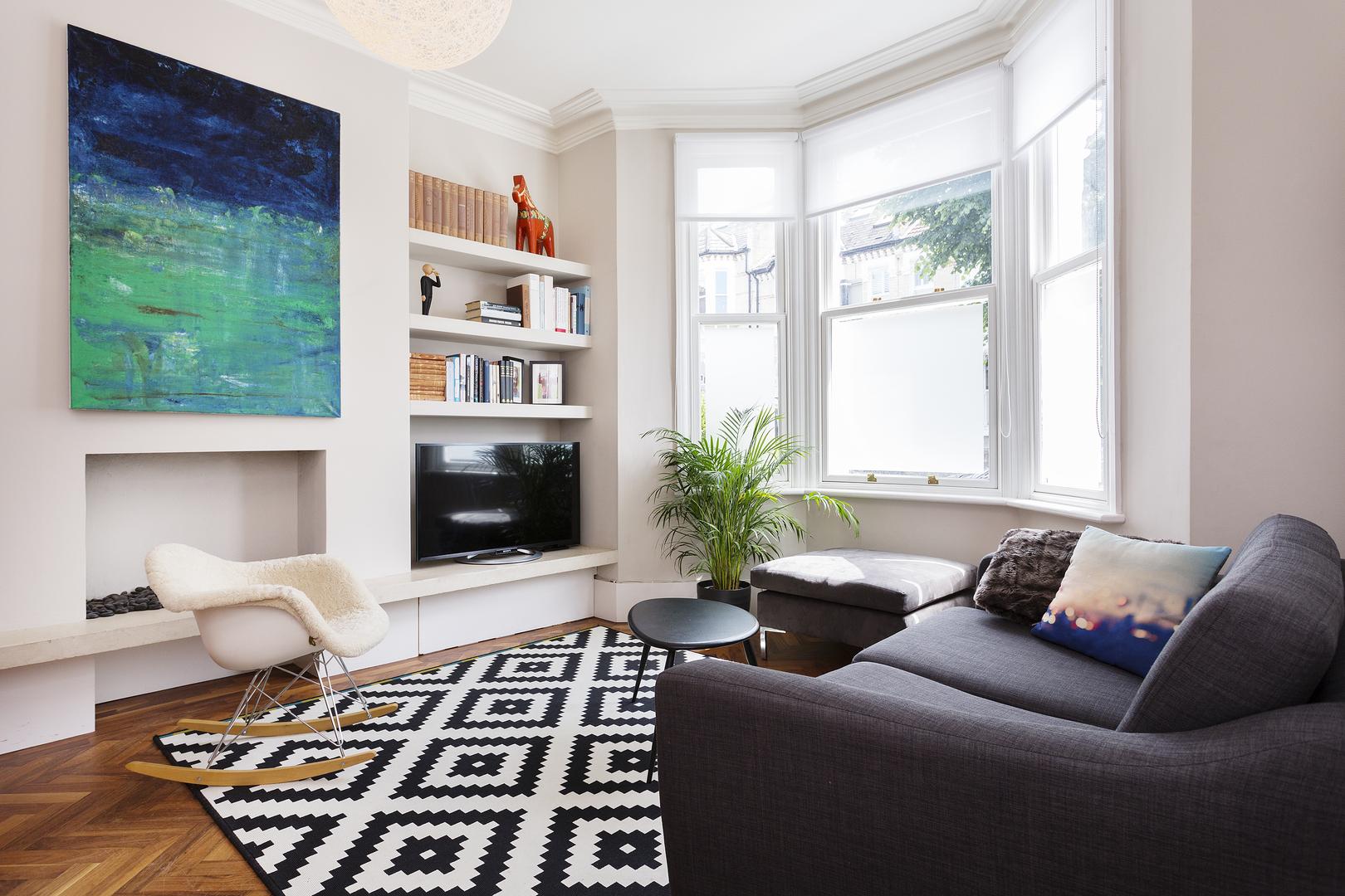 Luxury accommodation in London