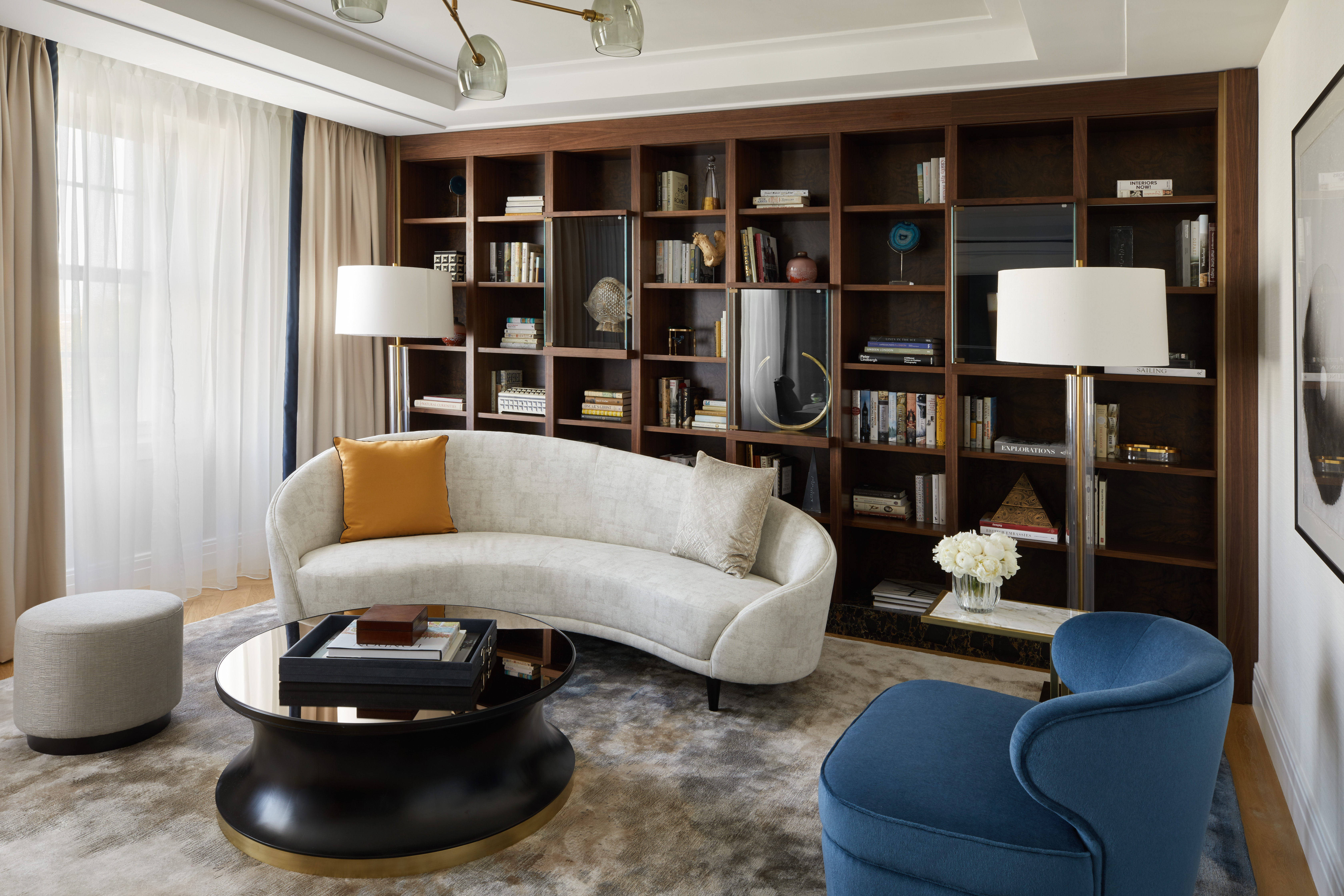 Beautiful furnishings at the Four Seasons Residences – Ten Trinity Square