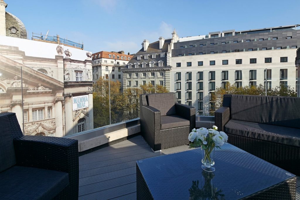 Luxurious serviced apartments, Covent Garden