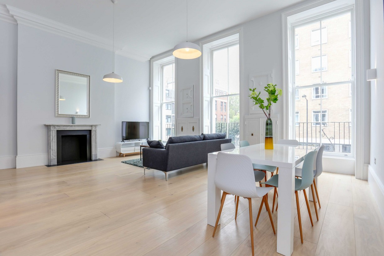 provide serviced accommodation in London