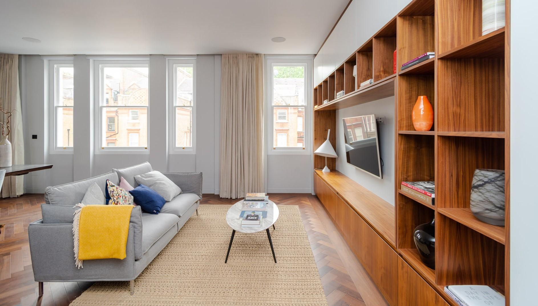 Harrington Luxe serviced apartment Harrods
