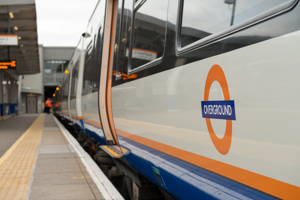 The London Overground is part of the comprehensive London Underground
