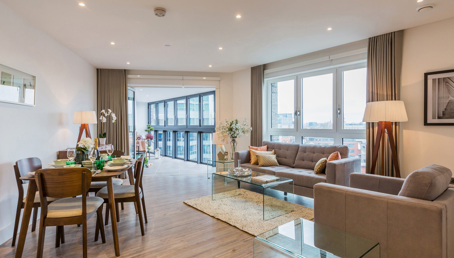 The MyLo Aldgate Apartments in the City of London
