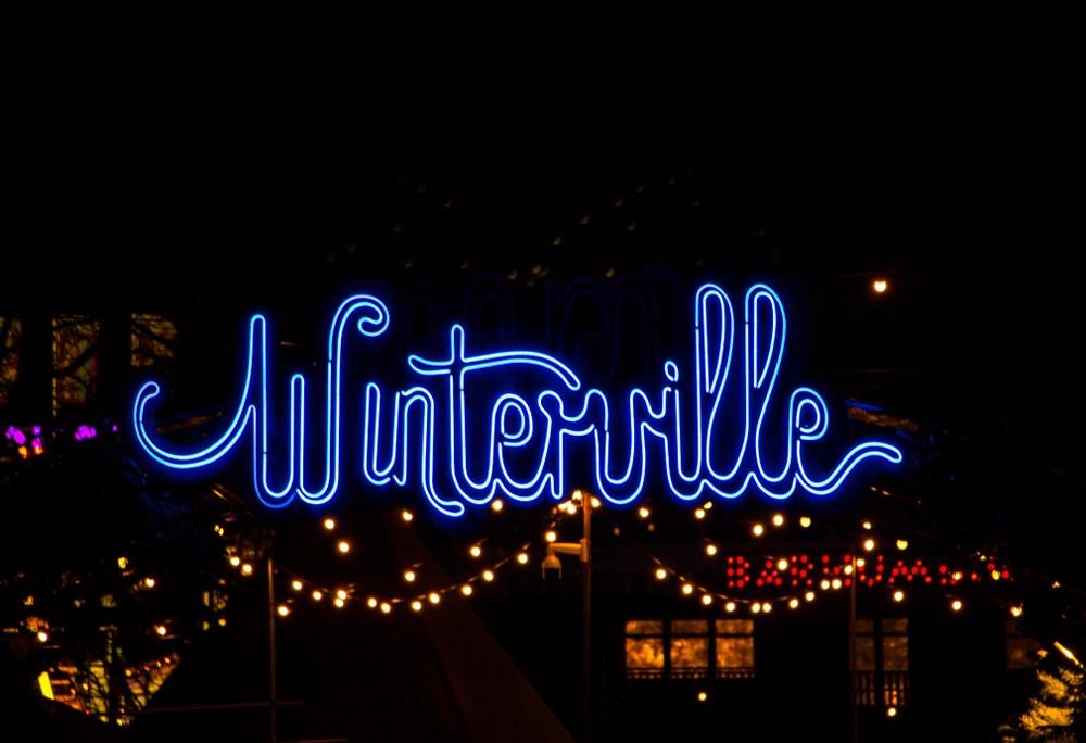 Winterville at Clapham Common