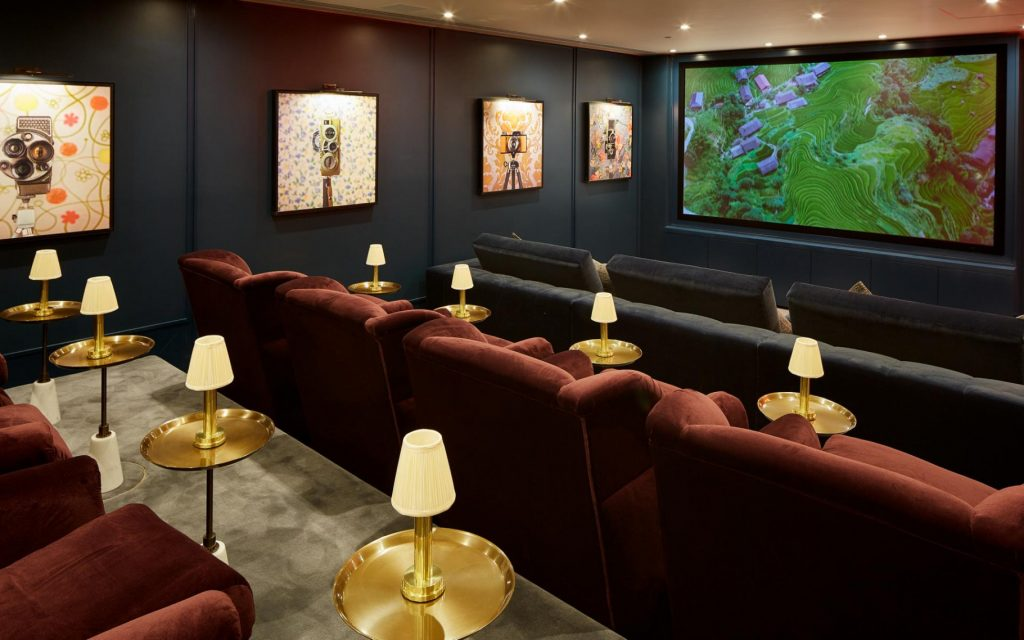 The Cinema Room at Cheval Gloucester Park