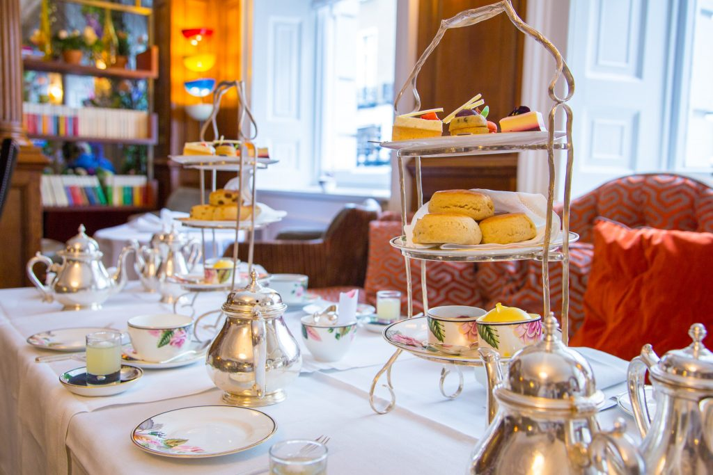 A classy afternoon tea could be perfect for Mother's Day in London