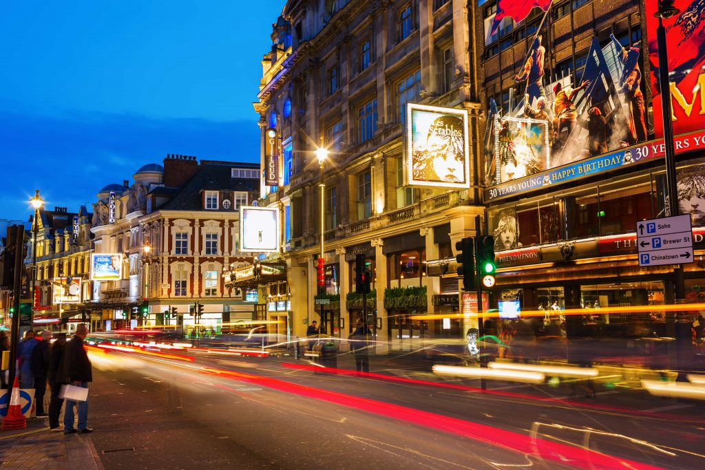 A trip to the theatre could be perfect for Mother's Day in London