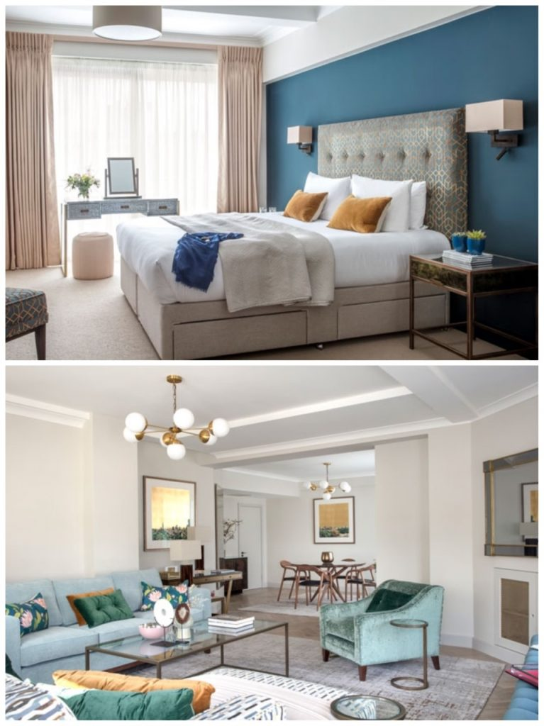 Arlington House offers some of the best luxury London accommodation