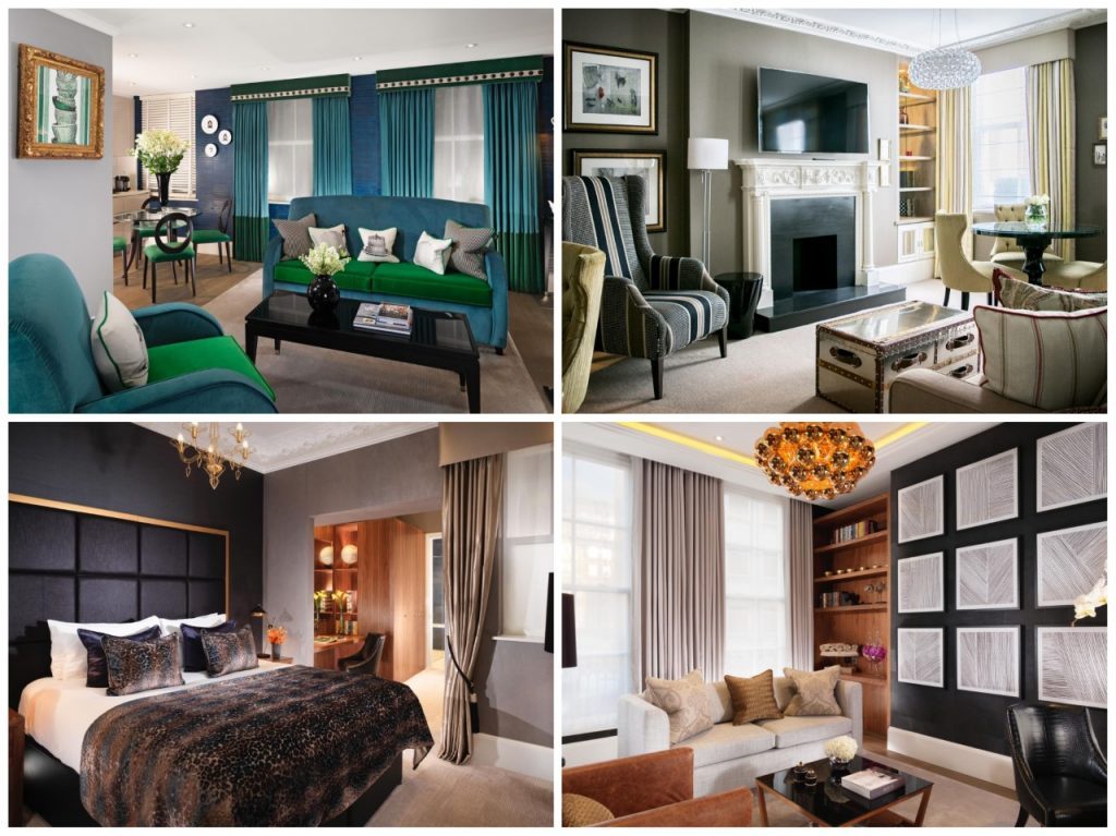 Flemings Apartments have a Ritz quality - luxurious and stylish