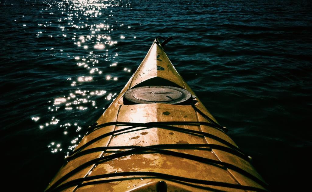 London staycation ideas kayaking