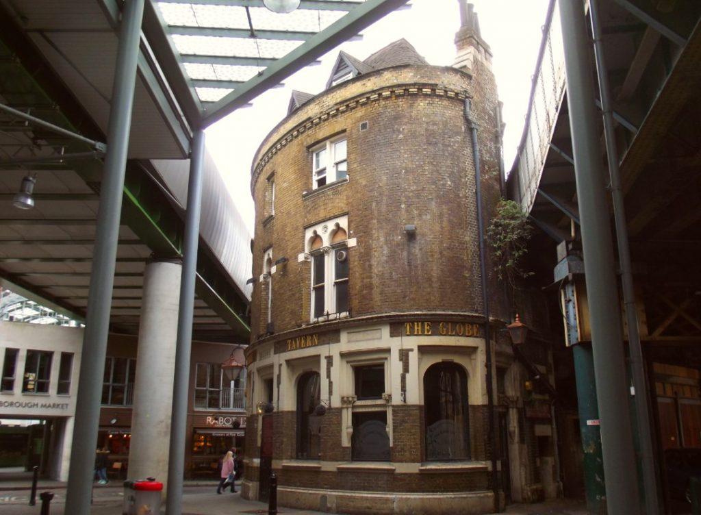 globe tavern film locations London