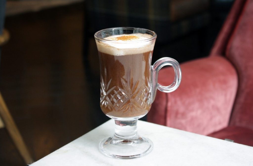Coffee at camden passage