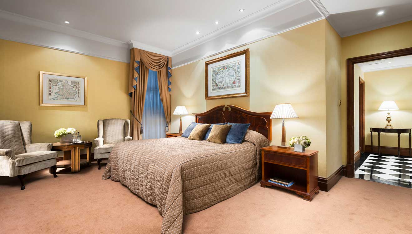 Luxury serviced apartments in Westminster | 5 Star ...